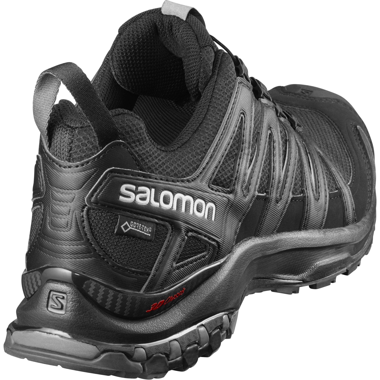 4df7022207d Salomon XA Pro 3D GTX Shoes Herr black/black/magnet - addnature.com